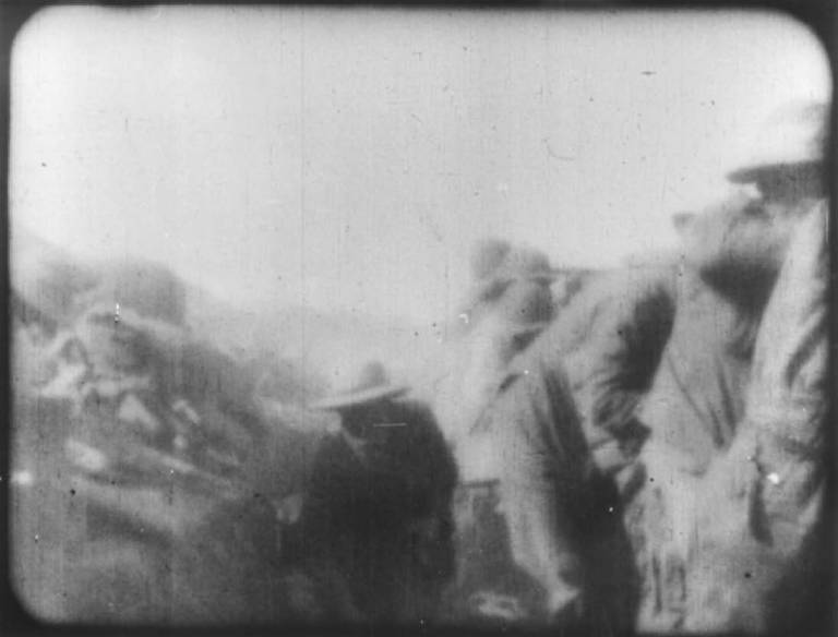 Ellis Ashmead Bartlett s film with the Dardanelles expedition 1915