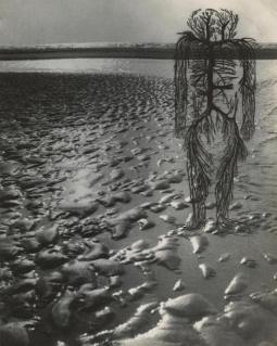Josef Breitenbach (1942) Untitled, Vintage gelatin silver print, 34.3 x 26.8 cm