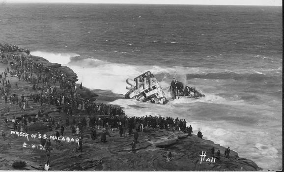 MALABAR-1925-wrecked-April-2-1931.SHF-Coll.2