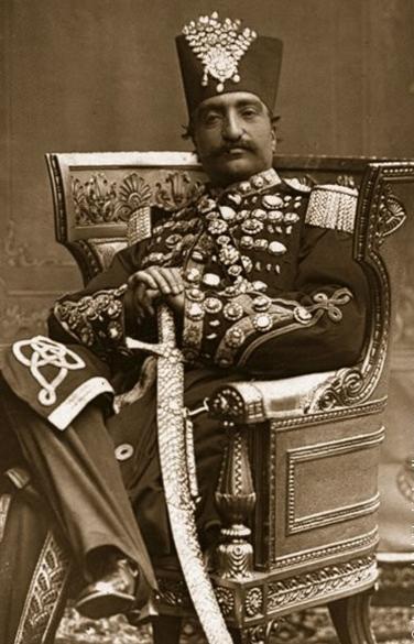Naser al Din Shah Qajar