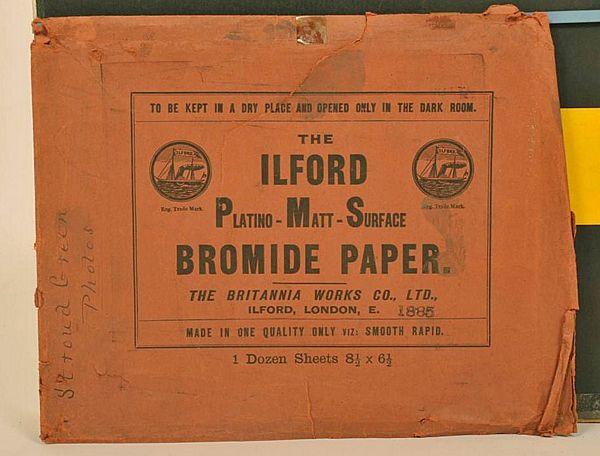 Bromide Platinomatt Surface paper
