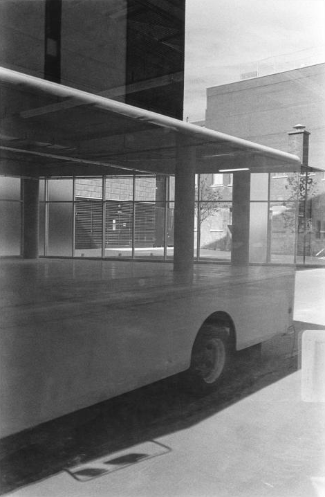 Bus, Montreal, 2003
