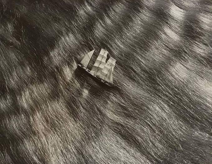 Dora Maar (1907 - 1997) Etude publicitaire [Pétrole Hahn] 1934 - 1935