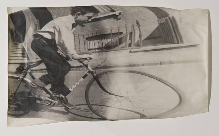 Stressed Photograph circa 1950 by Nigel Henderson 1917-1985