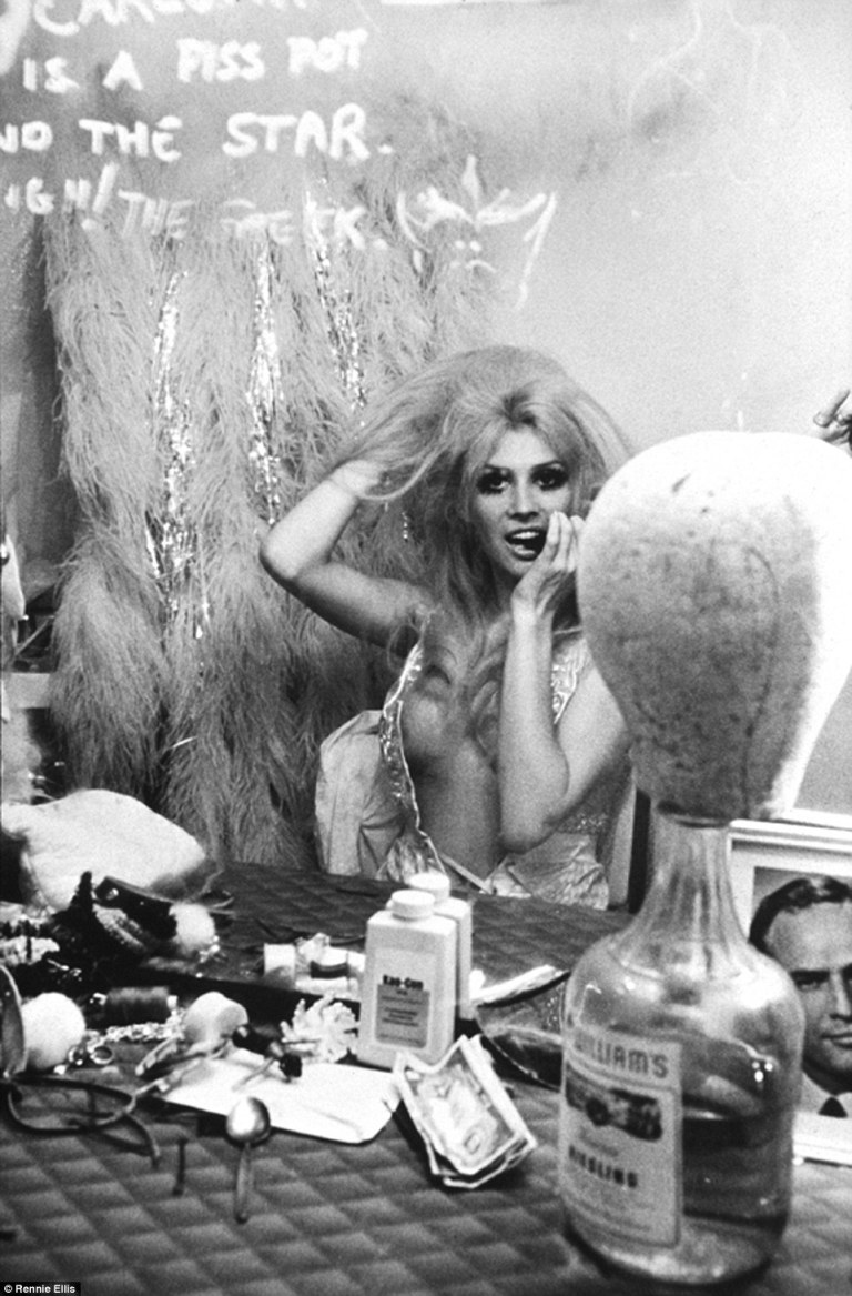 the 'Queen of the Cross'- Carlotta - an iconic drag queen