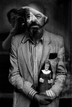 Roman Cieślewicz (1930-1996) graphic designer and photographer