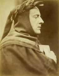 David Wilkie Wynfield John Everett Millais as Dante 1863 · Albumen print 21.1 x 16.1 cm. Harry Ransom Humanities Research Center at the University of Texas