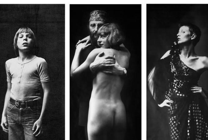 Erhard Hößle & Werner Kraus »Selbstporträts der 70er Jahre