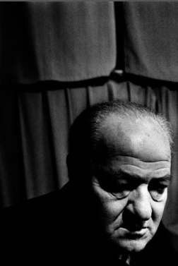 Gustaw Herling-Grudziński (1919-2000)writer, journalist, essayist.
