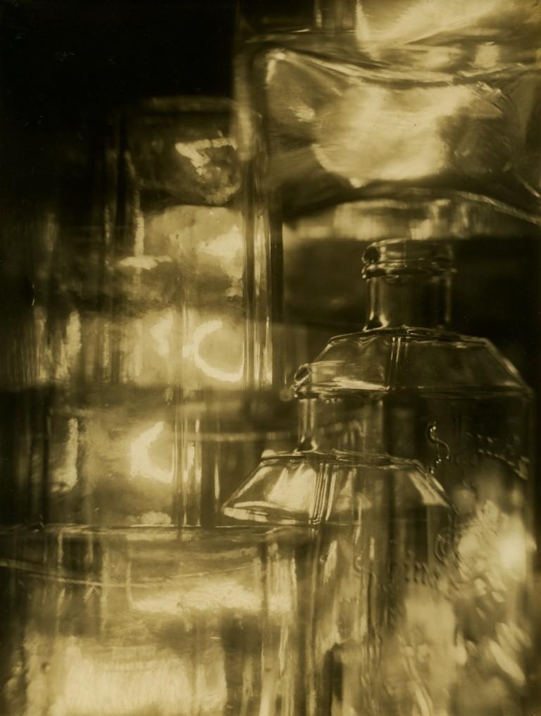 Horacio Coppola (1928) Transparencias, Vintage silver gelatin print, 17.2 x 22.8 cm