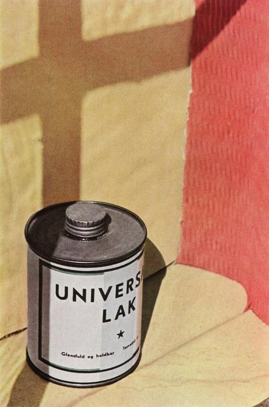 Keld Helmer-Petersen, from 122 Colour Photographs- Observations, Schoenberg, 1948