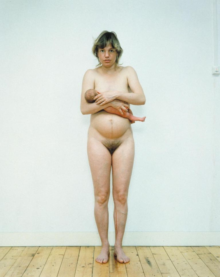 Tecla, Amsterdam, Netherlands, May 16 1994 1994 by Rineke Dijkstra born 1959