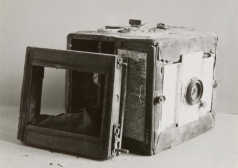 John Hertzberg1871 - 1935SwedenAndrée-expeditionens kamerautrustning, ca 1930