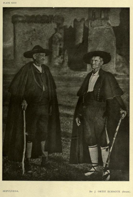 José Ortiz-Echagüe Sepulveda 1919 (published) Book plate