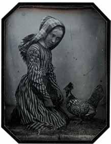 LOUISE MARIE JULIE HUMBERT DE MOLARD 9 SEP TEMBRE 1846, D AGUERRÉOTYPE 11 X 8,5 CM MUSÉE GATIEN-BONNET, LAGNY-SUR-MARNE, INV. 76-26-7