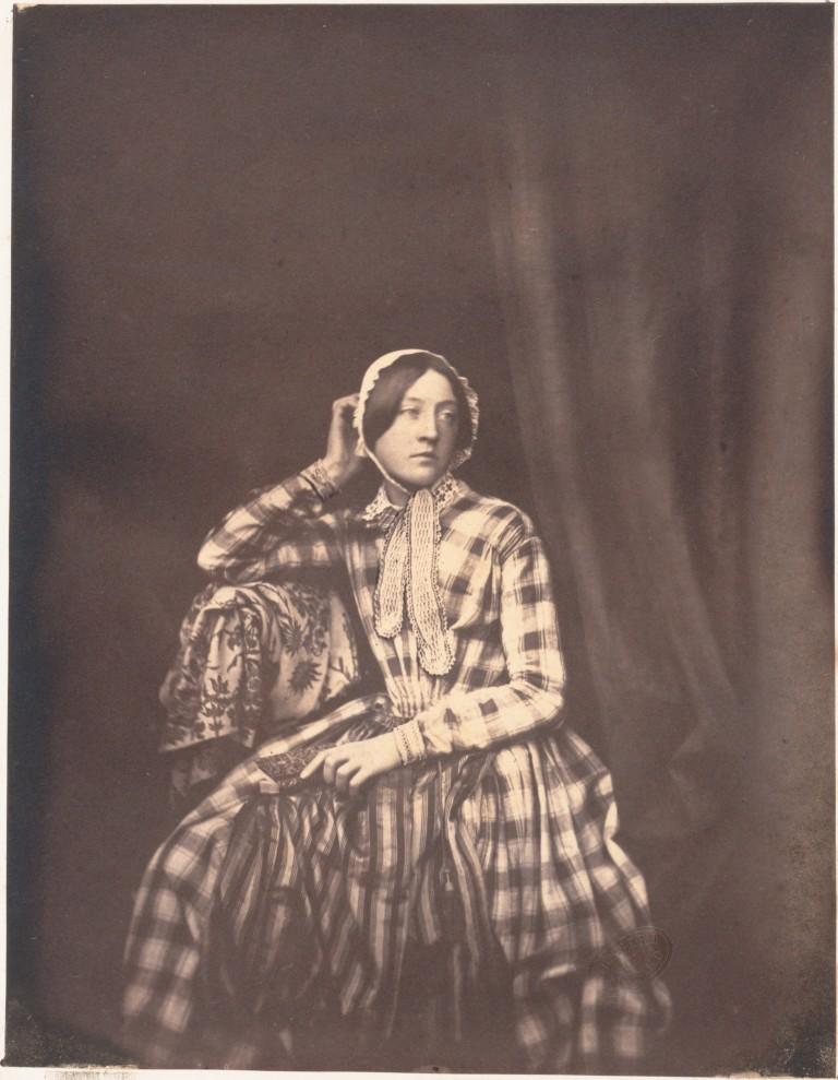 Louise-Marie-Julie Louis-Adolphe Humbert de Molard (French, Paris 1800–1874) Date- 1849 Medium- Salted paper print from paper negative