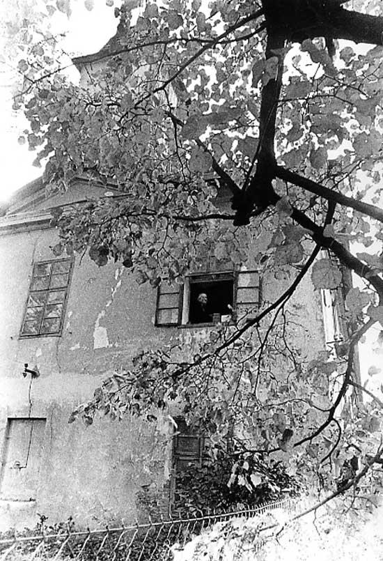 Poet Bohuslav Reynka Wild Wine 8:1968