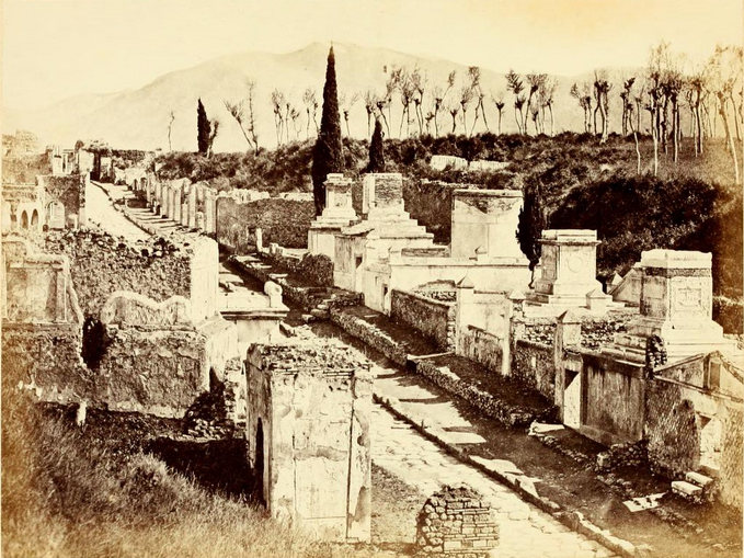 Thomas H. Dyer Street of the Tombs 1867