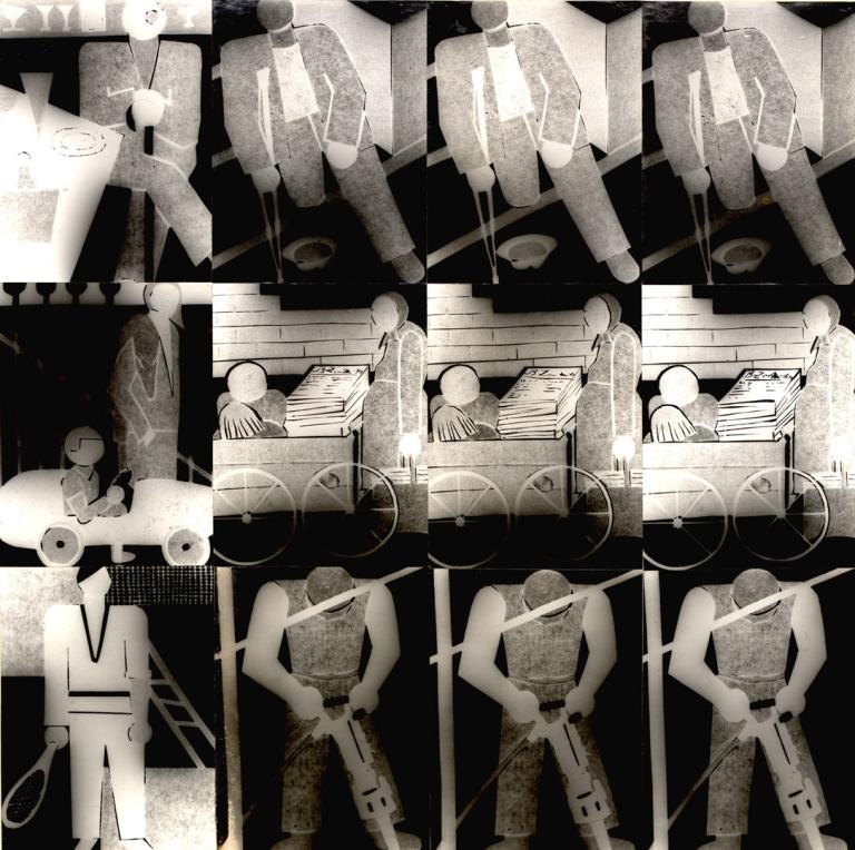 Alice Lex-Nerlinger | Arm und Reich, 1930