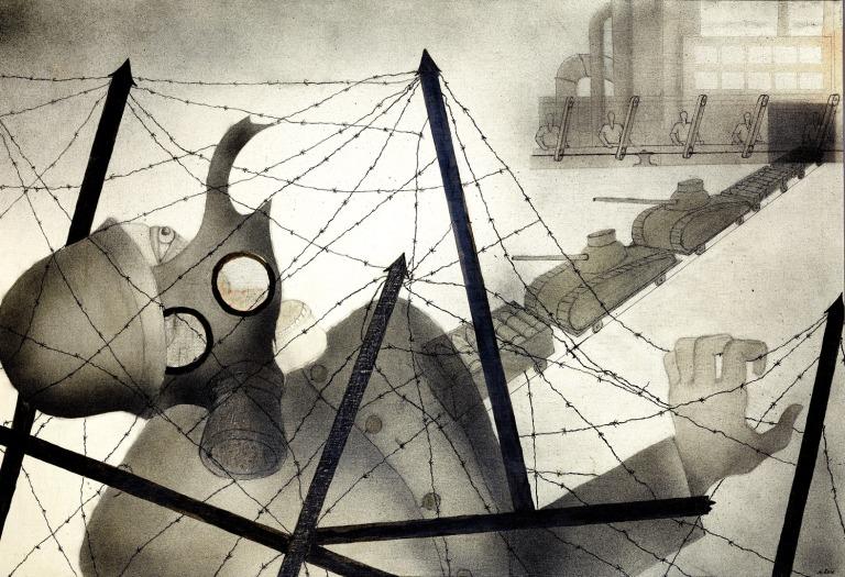 Alice Lex-Nerlinger | Feldgrau schafft Dividende, 1931:1960