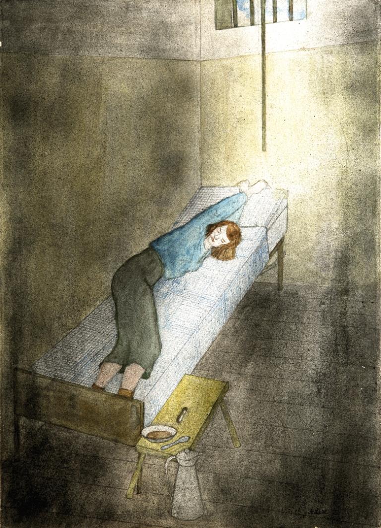 Alice Lex-Nerlinger | Politische Gefangene