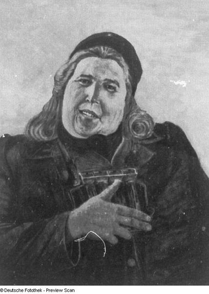 Schaffnerin Anni