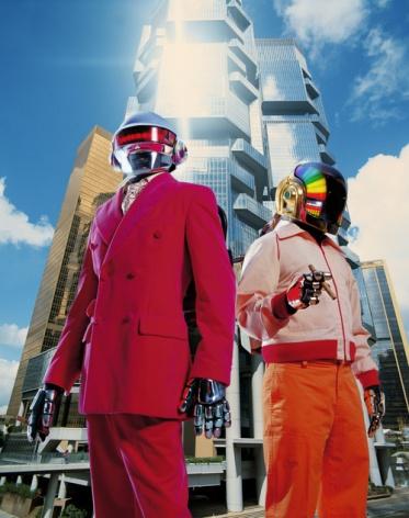 Daft Punk 2001