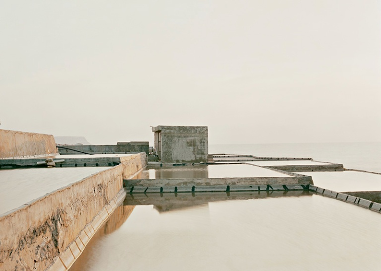 Elger Esser, Enfeh I, Lebanon, 2005, C-print, Diasec, 142 x 184 x 5 cm, Courtesy of the artist