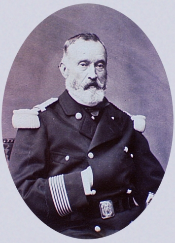 Probably Eugène Appert (c.1870) General Jacques Léon Clément Thomas (1809-1871)