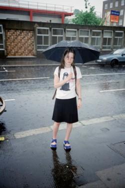 LUCY GORDON, LONDON 14TH MAY 1998 Giclee print 30.5 x 25.4 cm