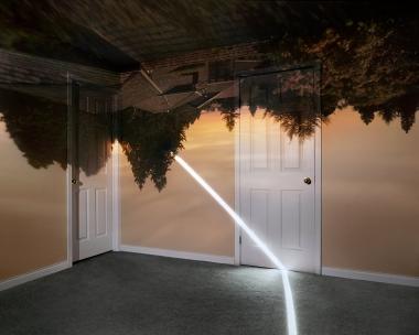 James Nizam (2016) Sunrise, lightjetprint on dibond, 121 x 152 cm