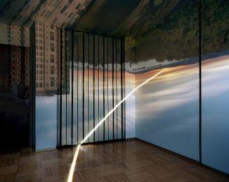 James Nizam (2016) Sunset, lightjetprint on dibond, 121 x 152 cm