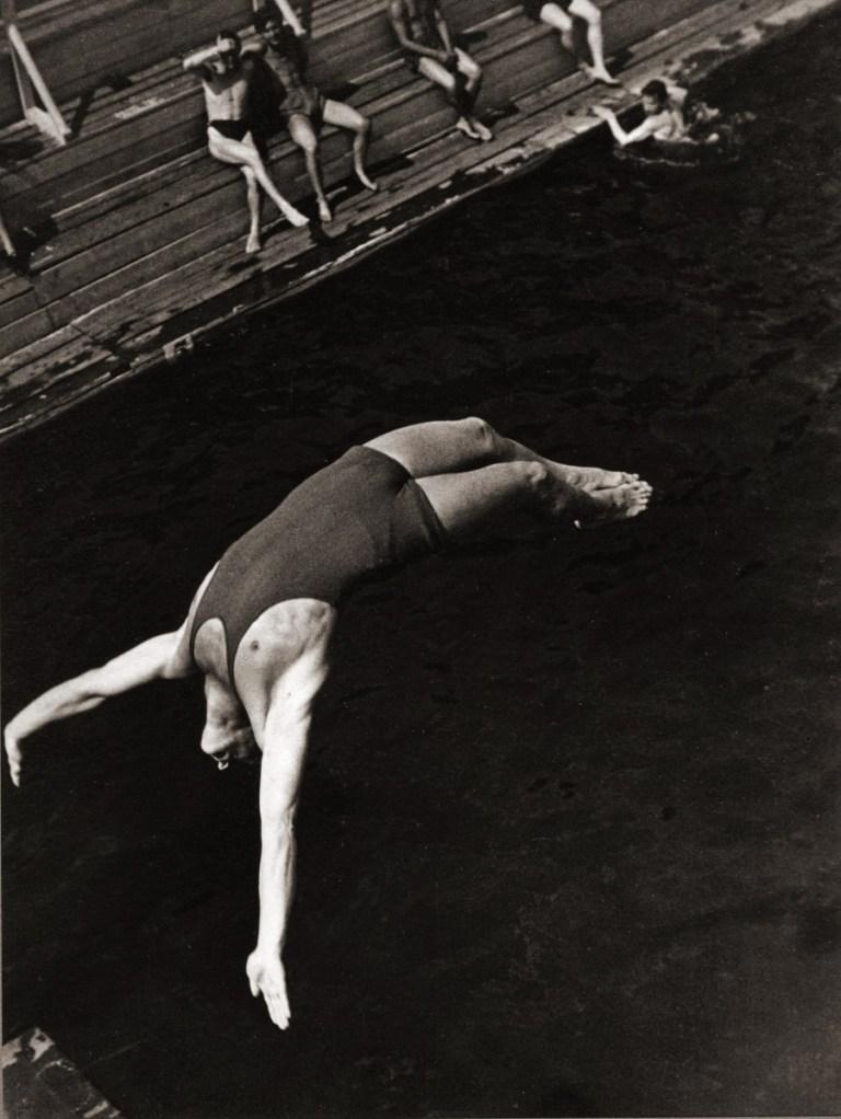 rodchenko-the-diver-19341