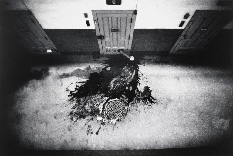 Room No. 9, Women_s Prison, Wakayama, 1958, Ikko Narahara