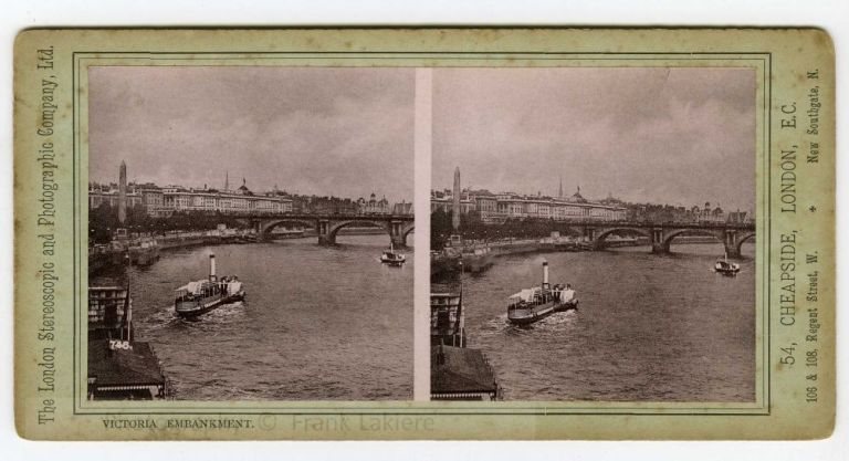 Victorian Embankment