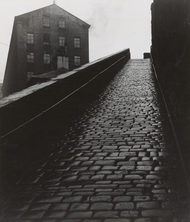 Bill Brandt (1937) A Snicket in HalifaxMedium Gelatin silver print 22.9 x 19.6 cm