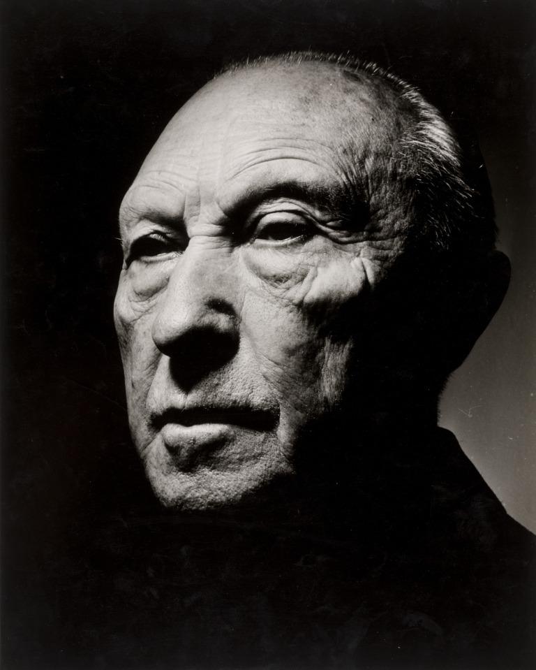 Chargesheimer (1955) Konrad Adenauer