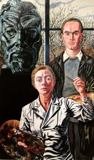 Charley Toorop (1941-50) Drie generaties ('Three Generations')