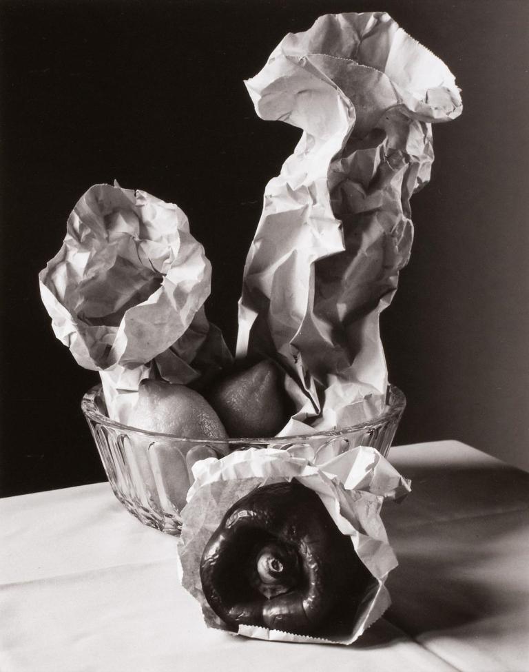 Josef Prošek Untitled , 1989 vintage gelatin silver print 30,5 x 24,2 cm