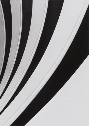 Patrizia della Porta (1980) Guggenheim Museum, printed 2004. Gelatin silver print