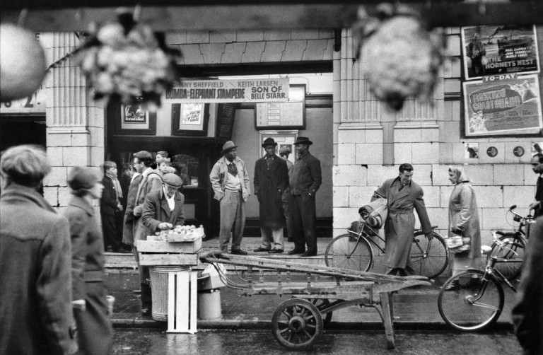 Portobello Road Market. London