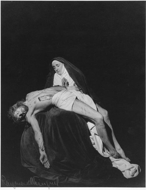 La Divine Tragédie d'Abel Gance Charenton-le-Pont
