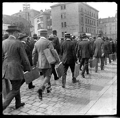(1914) Mobilisation