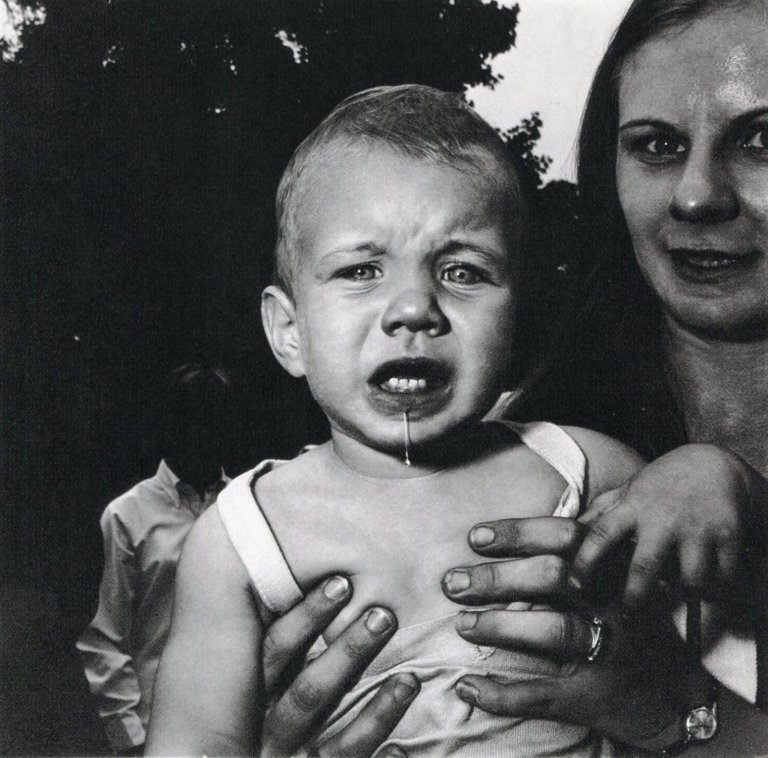 Diane Arbus, 'Mom Holding Crying Child, New Jersey', 1967, Etherton