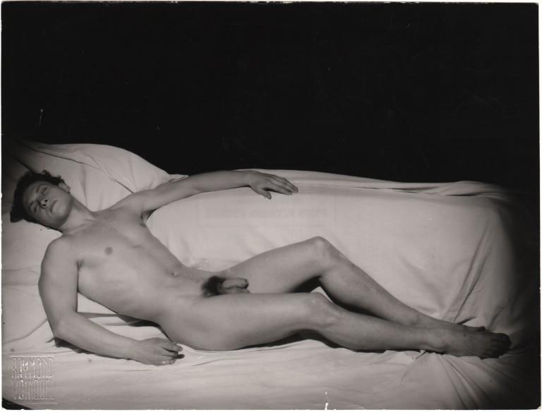 Male Nude, ca. 1948