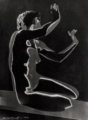 Marta Hoepffner (1940) Kneeling