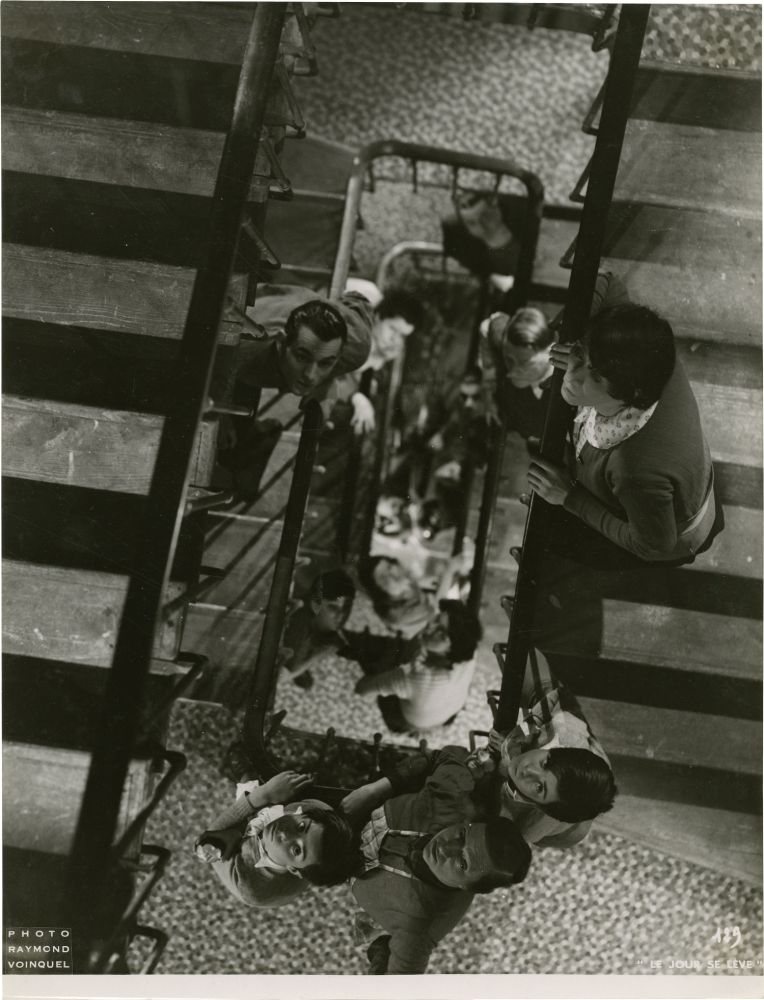Raymond Voinquel, Le Jour se Lève directed by Marcel Carné, 1939
