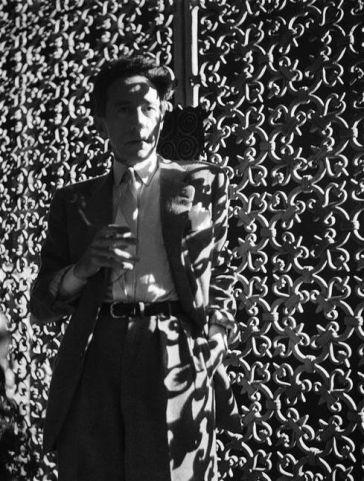 Raymond Voinquel, Jean Cocteau, 1947
