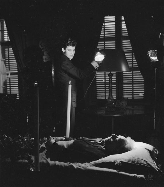 Raymond Voinquel, Jean Cocteau, 1963