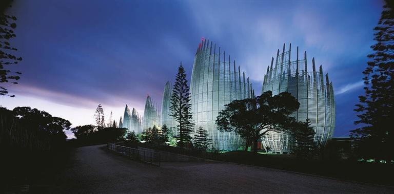 Renzo Piano Tibou